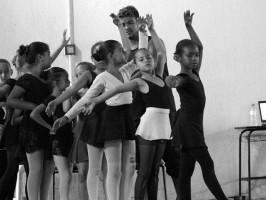 Diretoria de Cultura abre vagas para aulas de Ballet Clássico e a nova modalidade Jazz Dance