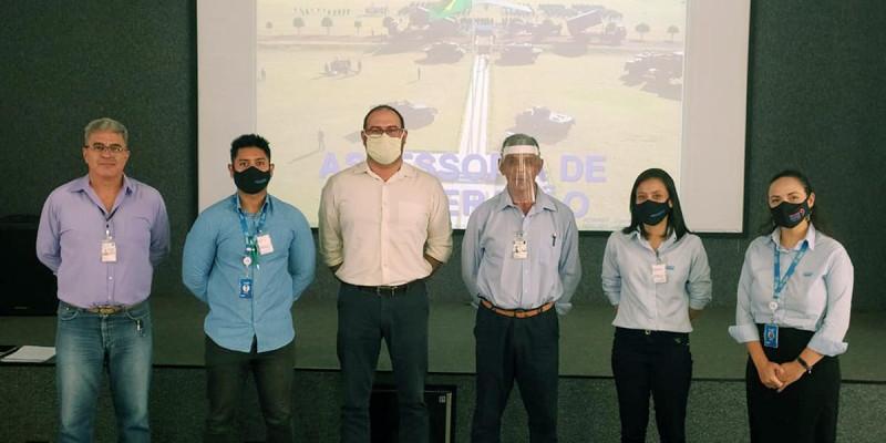 Senai e Exército alinham execução de cursos do projeto Soldado Cidadão no Estado