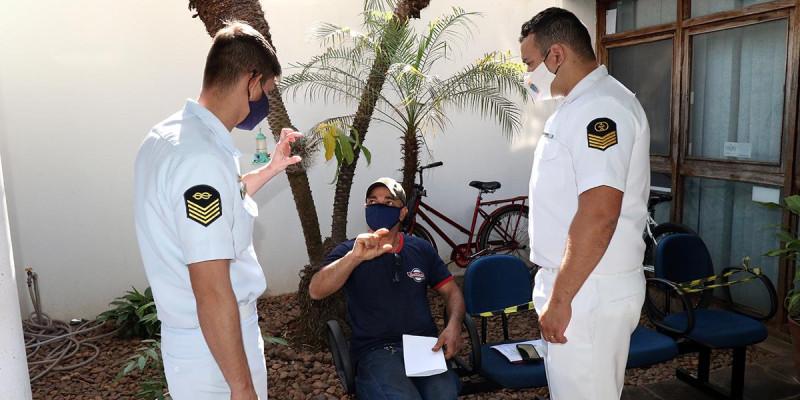 """""""Capitania Itinerante"""" será realizada de hoje até sexta-feira (30) para realizar atendimentos para amadores, aquaviários e proprietários de embarcações"""