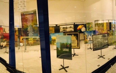 Exposição do 1º Acervo Permanente de Obras de Artes de Três Lagoas será marcado com cerimônia de encerramento