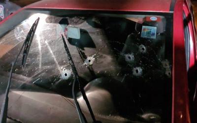 Três execuções em 12h: homem morre por pistoleiros ao chegar em casa na fronteira de MS