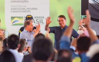 Coronel David confirma visita de Bolsonaro a Mato Grosso do Sul