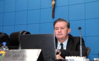 Deputado Eduardo Rocha solicita obras de acostamento na BR-262, em Três Lagoas