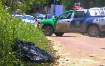 Tatuagem de palhaço fez trio levar campo-grandense para o esquartejamento em Manaus