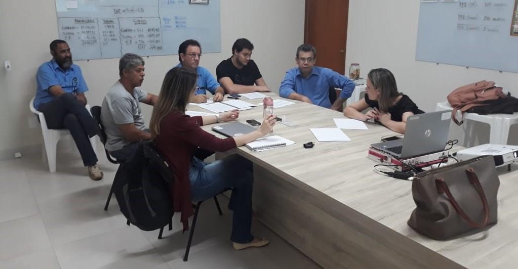 Sindicato realiza segunda reunião com dirigentes da International Paper