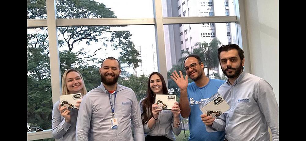 """Centro de Inovação do Sesi de MS ganha reforço de """"labradores"""" da USP para desenvolver pesquisas"""
