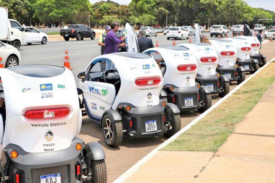 O carro elétrico chegou a Brasília para ficar. Veja as vantagens