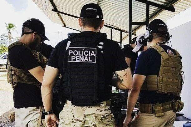 """Coronel David destaca criação da Polícia Penal """"são essenciais para proteger a sociedade e manter criminosos atrás das grades"""""""