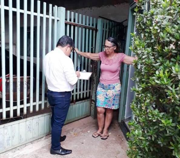 Equipes de Endemias intensificam bloqueio ao mosquito da Dengue no Jardim Alvorada