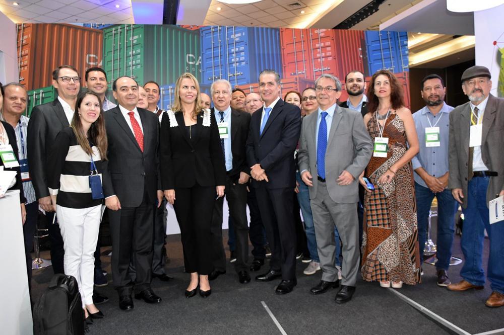 Na abertura da Expo Paraguay-Brasil, superintendente do IEL destaca integração entre os dois países
