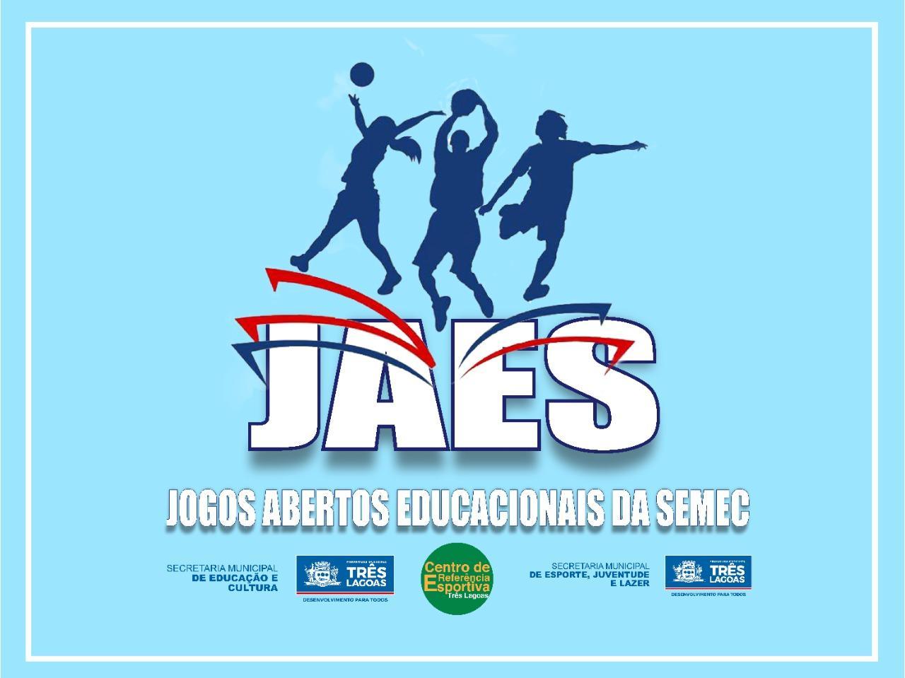 Alunos das Escolas Municipais de Três Lagoas participam no próximo sábado do 3º JAES