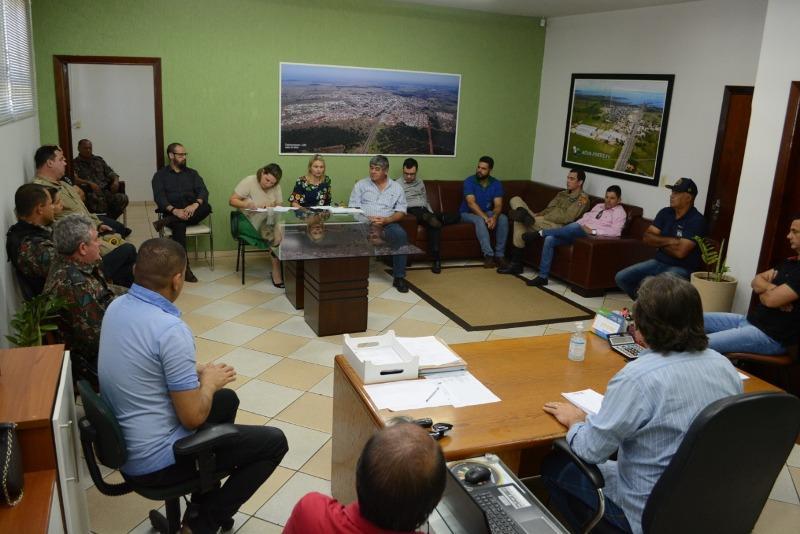Toque de recolher prefeitura aplica restrições para estabelecimentos  em Bataguassu