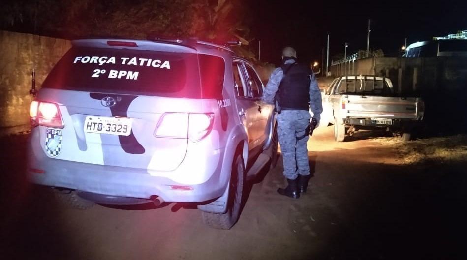 Veículo furtado em Abril deste ano de um ferro velho é encontrado no bairro Vila Maria