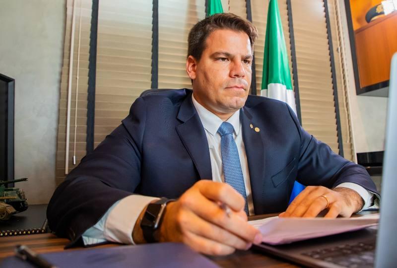 """Contar considera """"acertada"""" decisão do PSL de definir pré-candidato a prefeito de Campo Grande"""