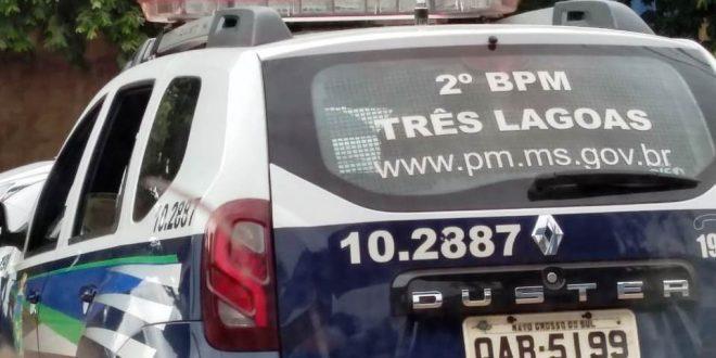 Polícia Militar capturou 02 foragidos da justiça em Três Lagoas