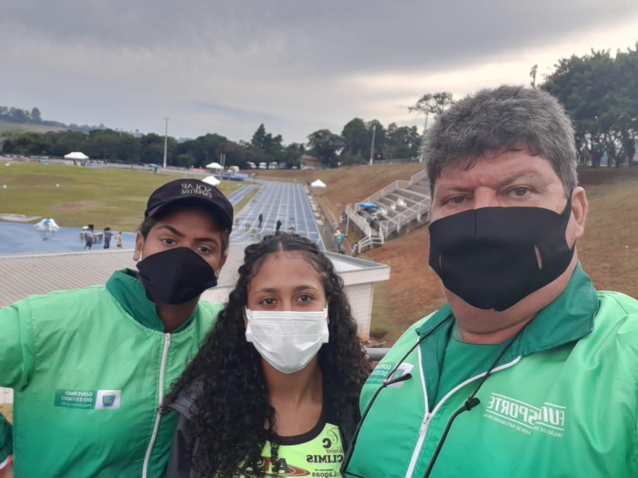 Ana Laura e Camila Inês quebram recorde pessoal e ficam entre as 10 melhores do País no Campeonato Brasileiro de Atletismo sub-20