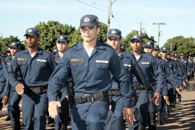 Abstenção no concurso da Polícia Militar de Mato Grosso do Sul chega a 14%